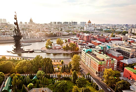 Wetter Moskau