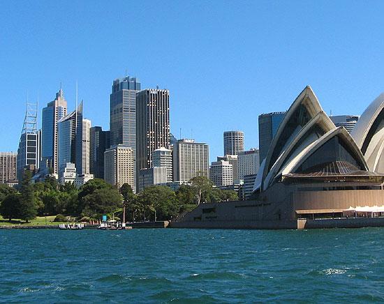 sydney reiseziel in australien. Black Bedroom Furniture Sets. Home Design Ideas
