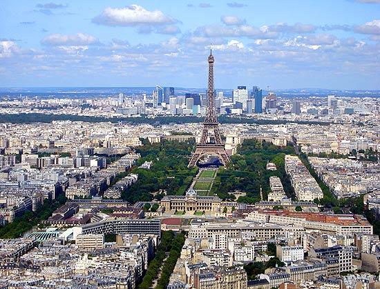 wetter in paris 7 tage