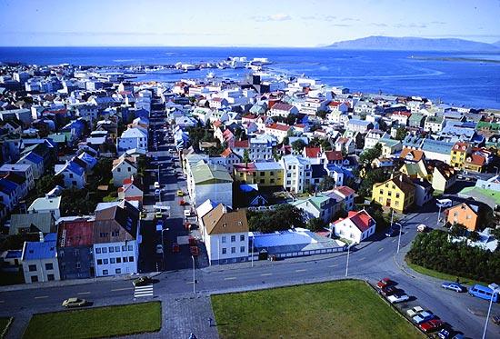 Reykjavik Wetter