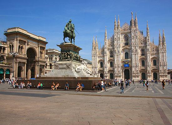 Wetter In Mailand Heute