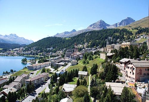 Hotels In St Moritz Schweiz
